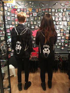 Schnapp dir deinen Rattlesnake-Turnbeutel ;) Punk, Shopping, Style, Fashion, Cinch Bag, Gymnastics, Swag, Moda, Fashion Styles