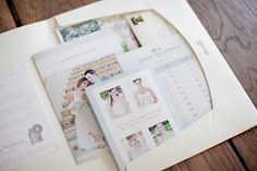Wedding Client Welcome Packet Photoshop Template