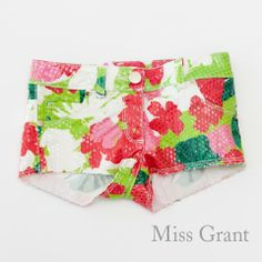 #missgrant FLOWERED SHORT. Sale 50% off Spring&Summer Collection! #discount