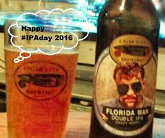 It's time for IPA Day 2016!  What kind of IPA are You anyway? http://www.brewnymph.com/2016/08/what-kind-of-ipa-are-you-anyway-say.html