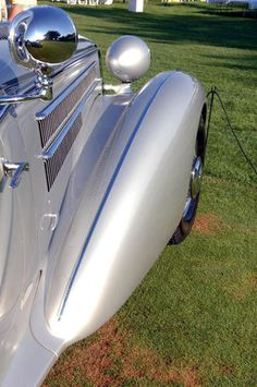 1938 Horch 853A Sport Cabriolet