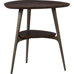"""BelAirSideTable3QS12 / $549 / Possible side tables for living room? 24.25 """" D (too big for guest room)"""