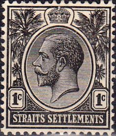 Straits Settlements 1912 SG 194 King George V Fine Mint SG 194 Scott 150 Other British Commonwealth stamps for sale here Strait Of Malacca, Straits Settlements, Crown Colony, Cocos Island, Stamp Dealers, Buy Stamps, King George, Commonwealth, Postage Stamps