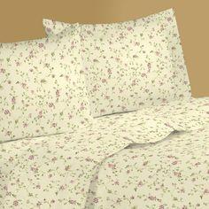 Textiles Plus Inc. Jersey Sheet Set in Spring Tanya...38