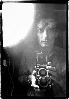 Richard Avedon, Self-Portrait, 1963