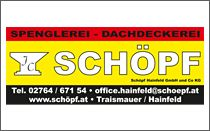 Spenglerei Dachdeckerei - Hainfeld