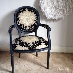 French Chair Upholstery
