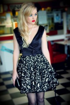 Gatsby Mini Dress kitten d'amore my new love! Pin Up Girls, Gatsby, Frocks, Vintage Inspired, Beautiful Women, Summer Dresses, Clothes For Women, Lace, Pretty