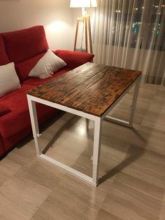 245 mejores imágenes de Mesas y mesas auxiliares con palets