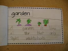 Peace, Love, and First Grade: writing