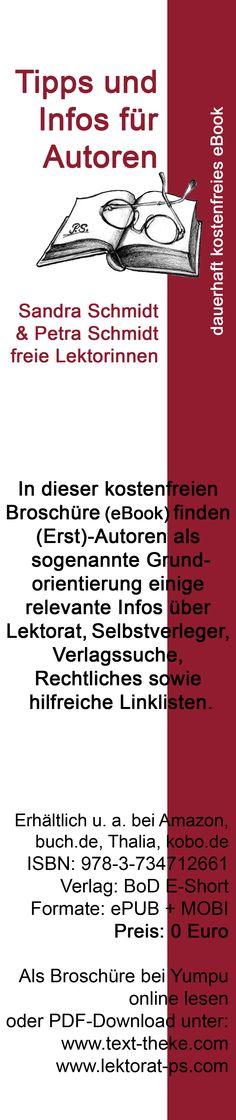Das Info-Zeichen zur kostenfreien Broschüre für (Neu-)Autoren gibt es auch 2015 wieder am Lektorenstand zur Leipziger Buchmesse (12. - 15.03.15).  http://www.amazon.de/Tipps-Infos-Autoren-Sandra-Schmidt-ebook/dp/B00K5SBY98/?ref=as_sl_pc_tf_mfw