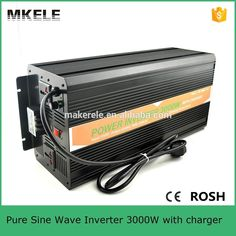 397.15$  Watch now - http://alitew.worldwells.pw/go.php?t=32511934350 - MKP3000-122B-C high efficiency off grid pure sine wave inverter 3000w 12v 220v pure sine wave inverter with charger
