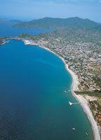 Bahía de Santa Marta.