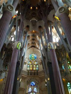 The Sagrada Famlia Barcelona