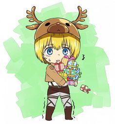 Armin Arlert  Shingeki no Kyojin / Attack on Titan