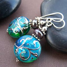 Hey, I found this really awesome Etsy listing at https://www.etsy.com/listing/86701215/persian-tapestry-earrings-artisan