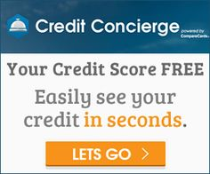 FREE Credit Score/Report from Credit Concierge (NO CREDIT CARD REQUIRED!)