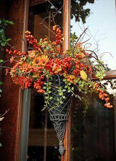"""Милые сердцу штучки: """"Осенний декор"""""""