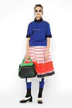 Marni Pre-Fall 2012 Collection Slideshow on Style.com
