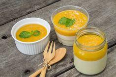 S.O.S. Comer Saudável : Mousse de Maracujá Zero Açúcar