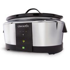 Crock-Pot® Smart Slow Cooker WeMo Enabled