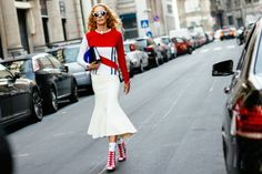 Milan Fashion Week - Mamma Mia!  - Street Chic - Fashion