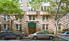 Art Deco apartment building (1929), 35 Pierrepont Street, Brooklyn Heights, New York