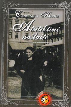 """Horne, Constance Atsitiktinė našlaitė : [apysaka]  - Vilnius , 2002. - 149 p.  - (Iš """"Mažojo Vyturio"""" kuprinės)"""