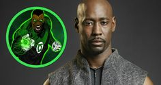 'Green Lantern Corps.' Has a New Contender for John Stewart -- 'Lucifer' star D.B. Woodside throws his hat in the ring to portray John Stewart in Warner Bros.' upcoming 'Green Lantern Corps'. -- http://movieweb.com/green-lantern-movie-db-woodside-john-stewart/
