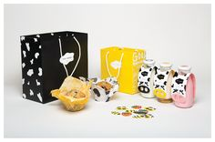 Milk + Honey (Student Project) on Packaging of the World - Creative Package Design Gallery