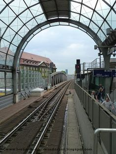 Bahnhof Berlin-Spandau.
