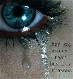 so I heave many, many, many reasons...