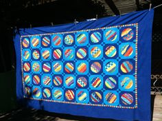 Jaikob's Quilt- prior to quilting