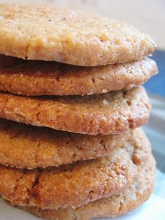 Cinnamon French Toast Cookies | The dough itself has a nice kick of cinnamon, and then they get an extra sprinkle on top which really adds to the taste.