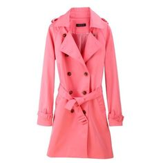 I Fell In Love With That Pink Coat