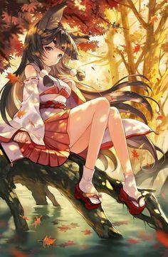 Tagged with art, anime, kawaii, anime girl, beaned; Manga Girl, Anime Wolf Girl, Anime Girl Cute, Kawaii Anime Girl, Anime Art Girl, Kawaii Cat, Anime Girls, Anime Neko, Chica Anime Manga