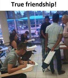 #truefriendship 😂😂😉