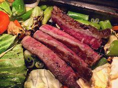 Hida Beef! For me even better than Kobe Beef! :D  #飛騨牛 #美味しい #飛騨高山 #山武 #留学 #旅行 #焼肉 #ドイツから #神大 #卒業後1日 #岐阜 #hidabeef #hidatakayama #yummy #foodporn #japanesecuisine #japanesefood #japanesebeef #travel #studyabroad #itsmylife #lifeisgood #lifeinjapan #igjapan by lalalife_in_japan