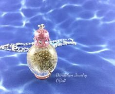 A personal favorite from my Etsy shop https://www.etsy.com/listing/227964410/necklace-real-dandelion-casted-in-clear