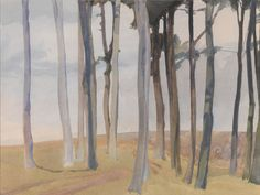 The Copse, Foxdale Posters & Prints by Archibald Knox