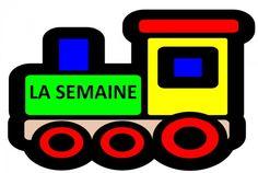 locomotive gauche Maternelle Grande Section, Classroom Walls, Locomotive, Montessori, Alphabet, Preschool, Songs, Education, Games