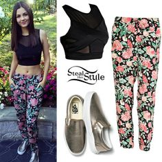 Steal Her Style - Victoria Justice