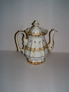 Victorian Teapot Vintage Teapot Victorian Coffee Pot Vintage Coffee Pot Vintage Serving Vintage Kitchen Vintage Table Vintage Housewares on Etsy, $55.00