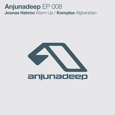 Anjunadeep EP 08 Vinyl £2.99
