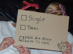 Funny pictures about New relationship status. Oh, and cool pics about New relationship status. Also, New relationship status photos. Funny Relationship Status, New Relationships, It Goes On, I Love To Laugh, Favim, Crazy Cat Lady, Make Me Happy, True Stories, Favorite Quotes