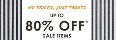 MichaelStars up to 80 percent off sale items