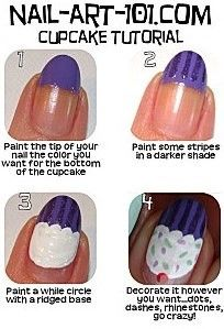 Super Easy Nail Art