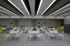 Senshu University, Chiyoda, Tokyo (J) Plana chair by Kristalia #seat #publicspaces #barfurniture