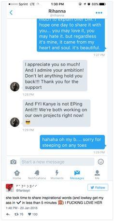 Rihanna: Kanye Not Executive Producing ANTI Rihanna Photos, I Appreciate You, Things To Come