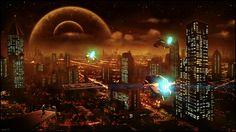 city lights by gugo78